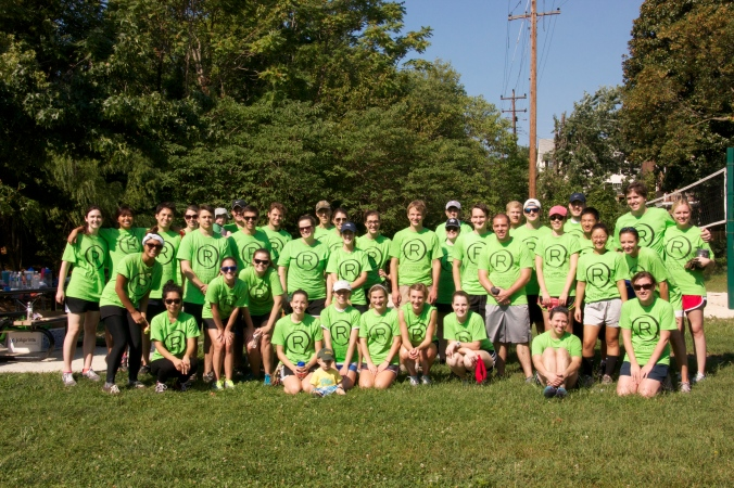 September 2014 ServeDC Team