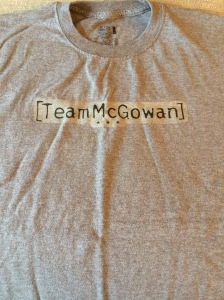 Team McGowan