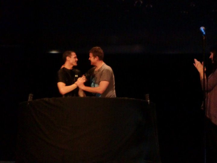 Dan and John