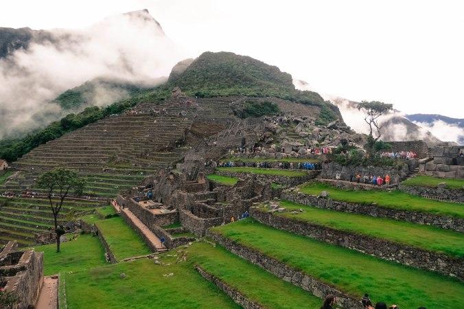 Foto de Machu Picho, Peru